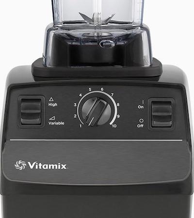 Vitamix TNC 5200 - Noir focus speed