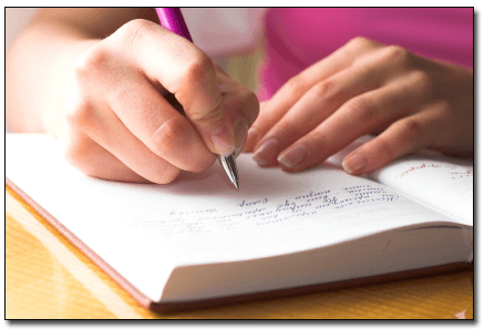 diary_writing