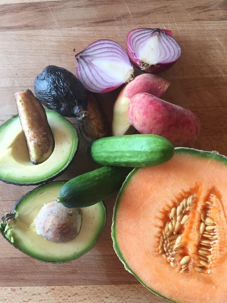Salade fraicheur estivale - 2