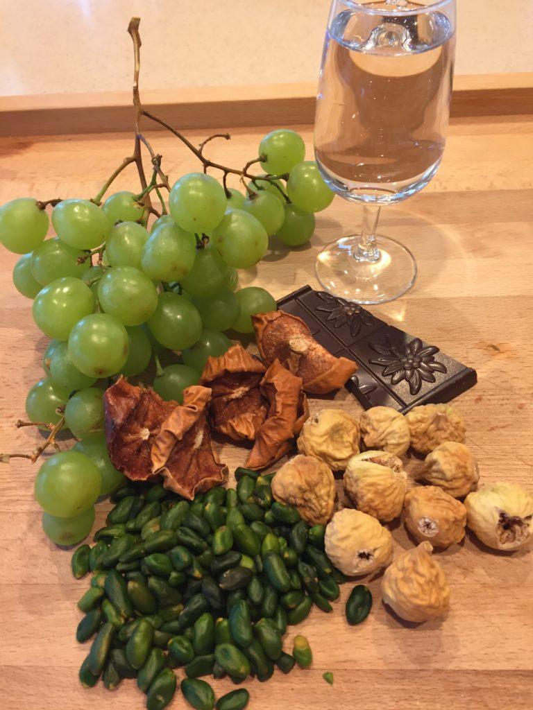 Purée raisins - 1